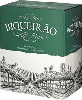 Adega Coop. de Carvoeira Biqueirao Branco Bag-in-Box Fernao Pires trocken (1 x 5 l) -
