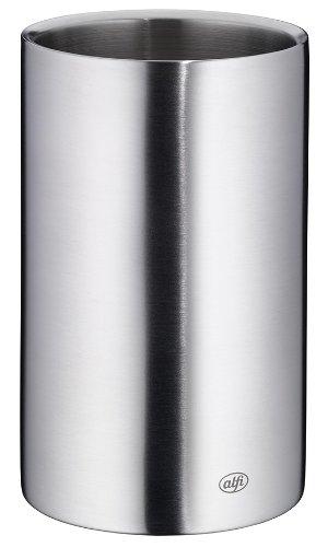 Alfi 0457205100 Alfi Flaschenkühler Vino, edelstahl mattiert -