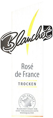 Blanchet Rosé de France trocken (6 x 0.75 l) -