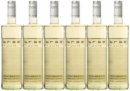 BreeWhite Chardonnay halbtrockenIGP (6 x 0.75 l) -