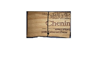 Büroteuse Tabaktasche / Drehertasche im Weinkisten-Design, jede Tasche ein Unikat! -