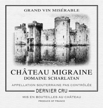 Château Migraine im Geschenkkarton trocken (1 x 0.75 l) -