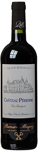 Château Pérenne Blaye Côtes de Bordeaux Rouge AOC 2010/2011 trocken (1 x 0.75 l) -