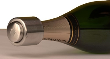 Cilio 300888 ChampagnerfalschenverschluÃY -