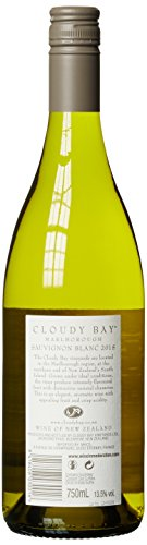 Cloudy Bay Sauvignon Blanc  Marlborough 2016 trocken (1 x 0.75 l) -
