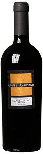 Conte di Campiano Salice Salentino Riserva DOC 2009/2011 trocken (1 x 0.75 l) -