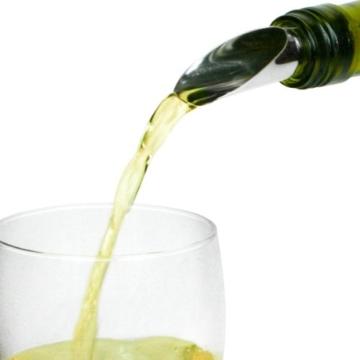 Das Weinkenner-Accessoires Geschenkset mit Kellnermesser/Korkenzieher, Weinkragen, Folienschneider, Flaschenverschluss und Ausgießer in Geschenkbox | bar@drinkstuff Wein Set, Wein Zubehör Set -