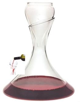 Dekanter Vino 1,9L mit Weinbelüfter Montana -