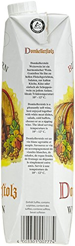 Domkellerstolz EGTafelwein Weiß  (12 x 1 l) -