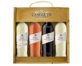 Erben Weinpaket mit Holzkiste (4 x 0.75 l) -