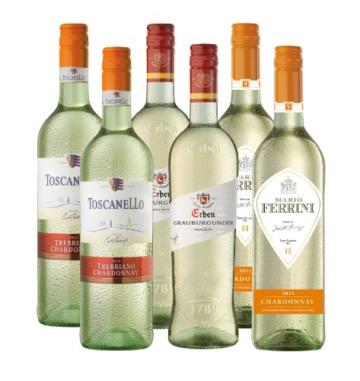 Erben Weißweinpaket (6 x 0.75 l) -