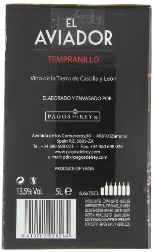 Felix Solis El Aviador Tempranillo trocken Bag-in-Box (1 x 5 l) -