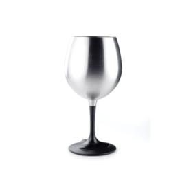 GSI Weinglas Rotwein Glas, Edelstahl, 63310 -