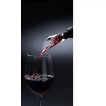 Hdigiworld Weinbelüfter Weindekanter & Standfuß, Geschenkset Selection Dekantierausgiesser -