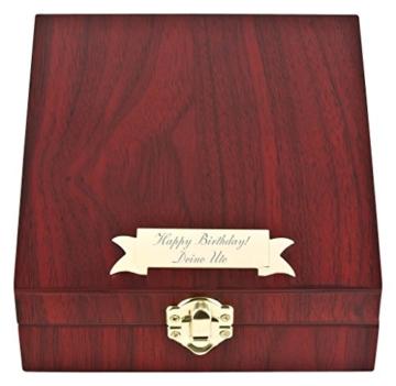 Hochwertiges Weinset mit persönlicher Gravur | Edle Geschenkidee für Weinliebhaber | komplettes hochwertiges Wein Set -