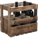 Holzkiste Kiste Weinkiste -
