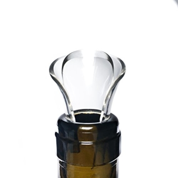 Home Optimal Weinausgießer, 2er Set - Ideal für Tischservice - Ausgießtülle, Tropffrei -