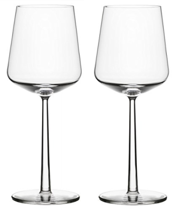 Iittala 1008568 Essence Rotwein Gläser 45 cl, 2-Stück -