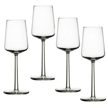 Iittala 1009140 Weißweingläser-Set Essence 4-teilig 0,33 L -