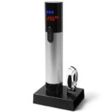 Korkenzieher, elektrisch aufladbar-digital-Anzeige für Temperatur des Weins 1 Stück -