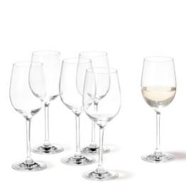 Leonardo 019845 Weißweinglas Set Ciao+ 6-teilig -