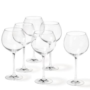 LEONARDO 035389 Set Burgunderglas Cheers 6-teilig -