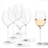 LEONARDO 081431 - Set/6 Weißweingläser Cheers -