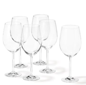 Leonardo 35240 Bordeauxglas Set Daily 6-teilig -