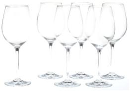 Leonardo 35276 Rotweinglas Set City Barcelona 6-teilig -