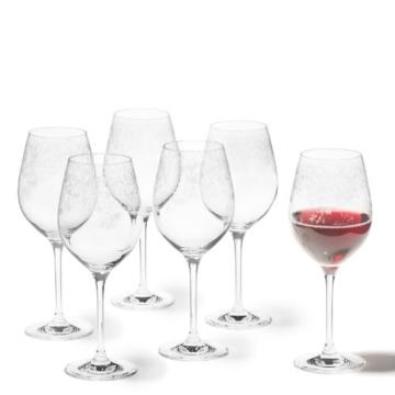 Leonardo 35300 Rotweinglas Set Chateau 6-teilig -