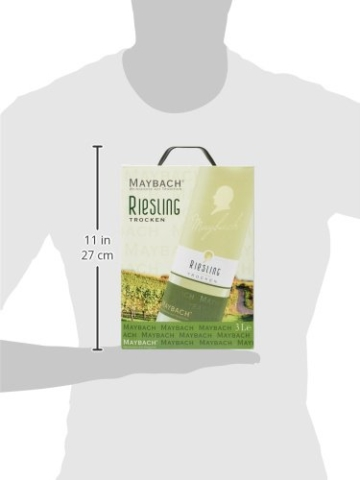 Maybach Riesling Trocken (1 x 3 l) -