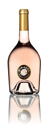 Miraval 'Jolie-Pitt & Perrin' Côtes De Provence Roséwein 2015 (0.75 l) -