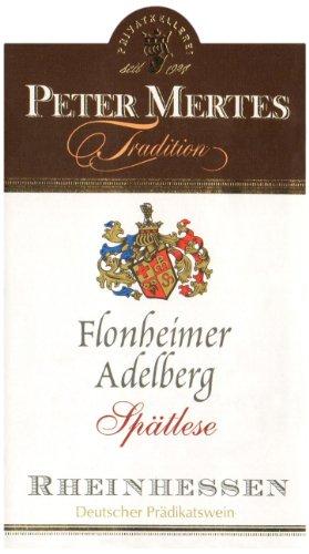 Peter Mertes Flonheimer Adelberg Spätlese  (6 x 0.75 l) -