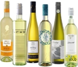 Peter Mertes sortiertes Paket Weißwein mit Restsüße (6 x 0.75 l) -
