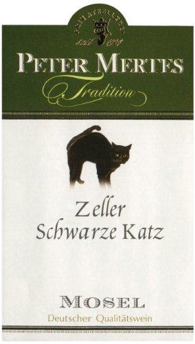 Peter Mertes Zeller Schwarze Katz QbA  (6 x 0.75 l) -