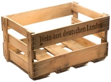 Pfaffmann - Weinkiste 24x30,5x46cm - 1St -