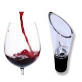 PULOX Wein Dekantierungsausgießer - Wein Belüfter / Dekanter / Dekantierer - für mehr Weingenuss -