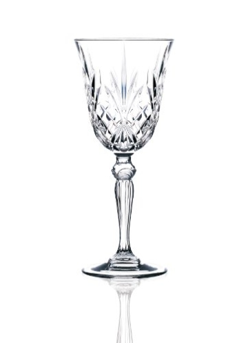 RCR Crystal Melodia Weißweingläser 6 Stück -