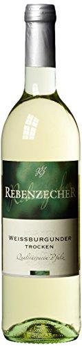 Rebenzecher Weißer Burgunder QbA (6 x 0.75 l) -