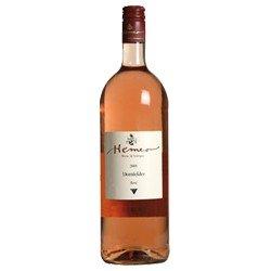Riegel Dornfelder rosé QbA 2015 trocken (1 l) -