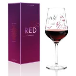 Ritzenhoff 3000011 Designweinglas Rotwein Stockebrand F14 -