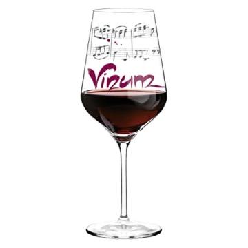 Ritzenhoff 3000016 Red Design rotweinglas, Annett Wurm, Frühjahr 2015 -