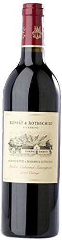 Rupert & Rothschild Merlot Cabernet Sauvignon 2012/2013 trocken (1 x 0.75 l) -