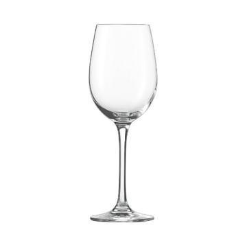 Schott Zwiesel 106221 Weißweinglas, Weinkelch 'Classico', 312ml, H 21cm (6 Stück) -