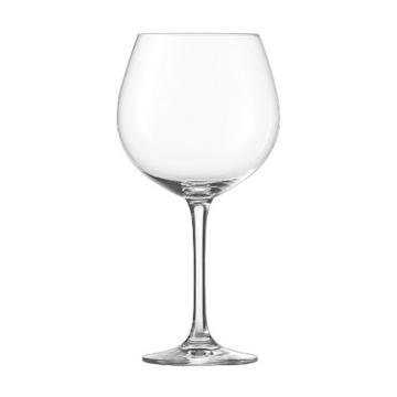 Schott Zwiesel 106227 Burgunderpokal, Rotweinglas 'Classico', 814ml, 23cm (6 Stück) -