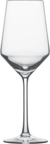 Schott Zwiesel 112778 Sauvignon Blanc Pure 0 0,2 L, Weißweinglas, Bleifreies Kristallglas, transparent, 8.4 x 8.4 x 23.2 cm, 6 Einheiten -