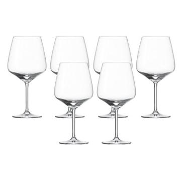 Schott Zwiesel 6er Set Taste Burgunderpokal Glas 8741/140 -
