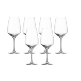 Schott Zwiesel Rotweinglas 6er-Set Taste Glasset NEU OVP -