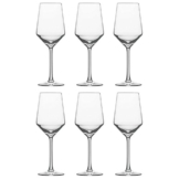 Schott Zwiesel Weißweinglas PURE 6 Stk. - (112 412 x 6) -