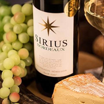 Sirius Weißwein, Bordeaux (2 x 0.75 l) -
